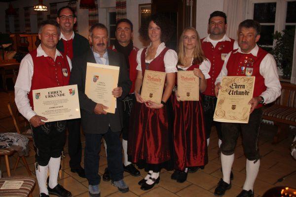 Link zum Artikel «Ehrungen beim Herbstkonzert des Musikvereins Klosterlechfeld e.V.»